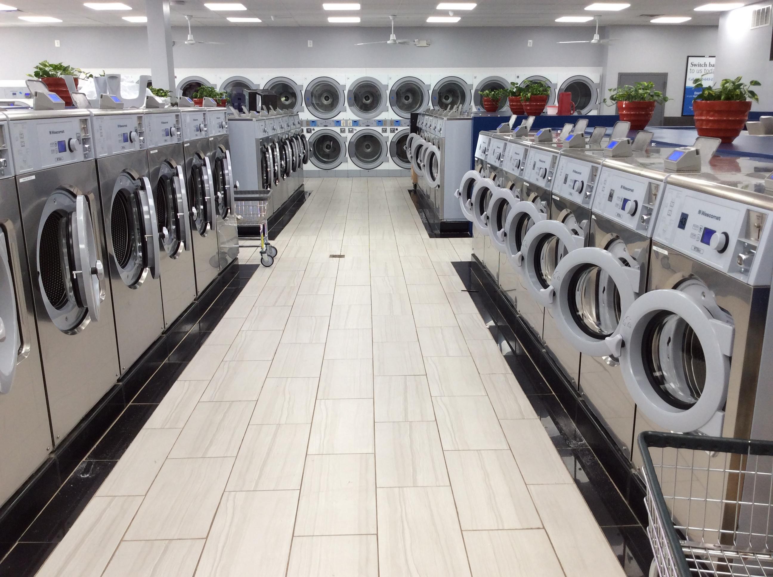 Manassas Laundromat
