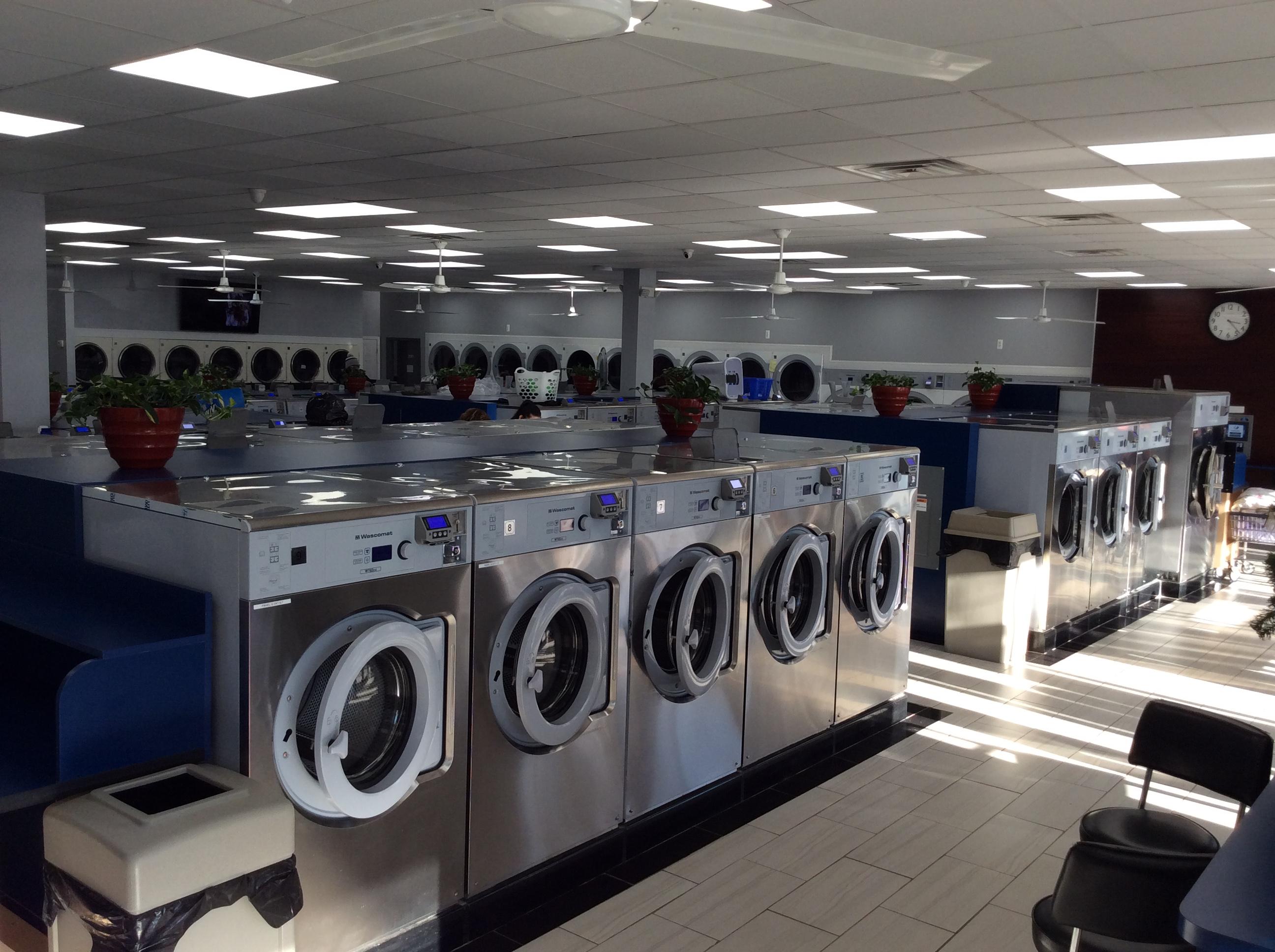 Liberia Laundromat