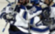 Hockey Team Huddle