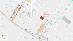 Retail & Restaurant Map