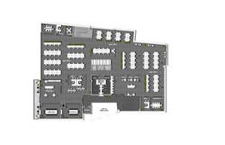 2nd Floor Multi-Tenant Traditional Density