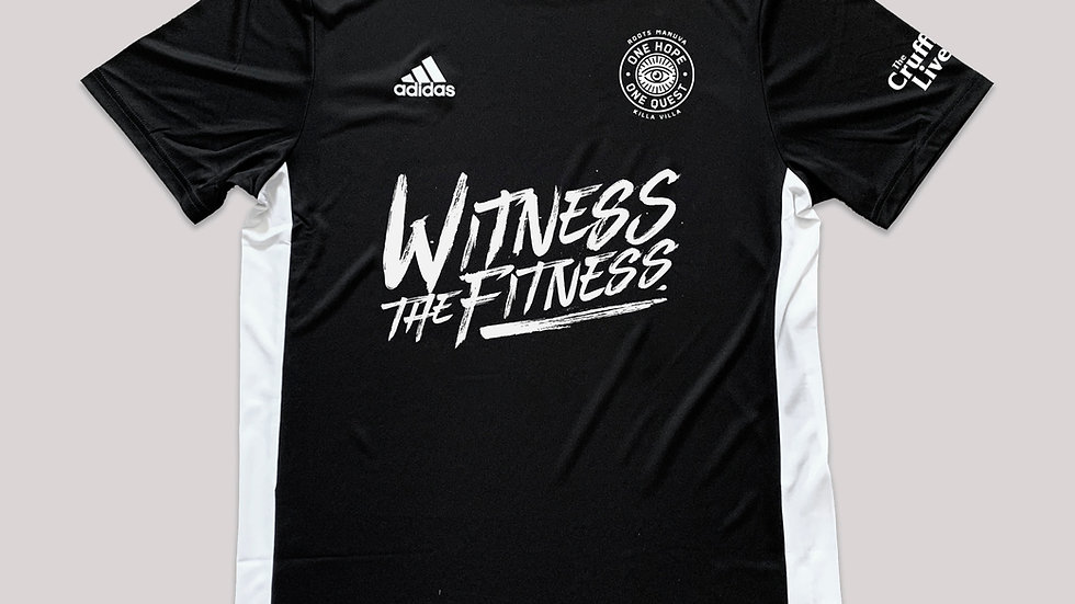 Witness The Fitness Soccer Jersey