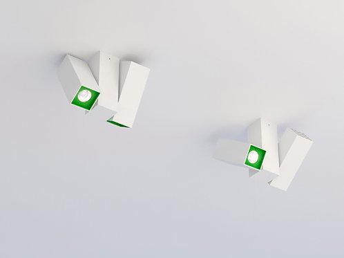 SKYLINE two weiß