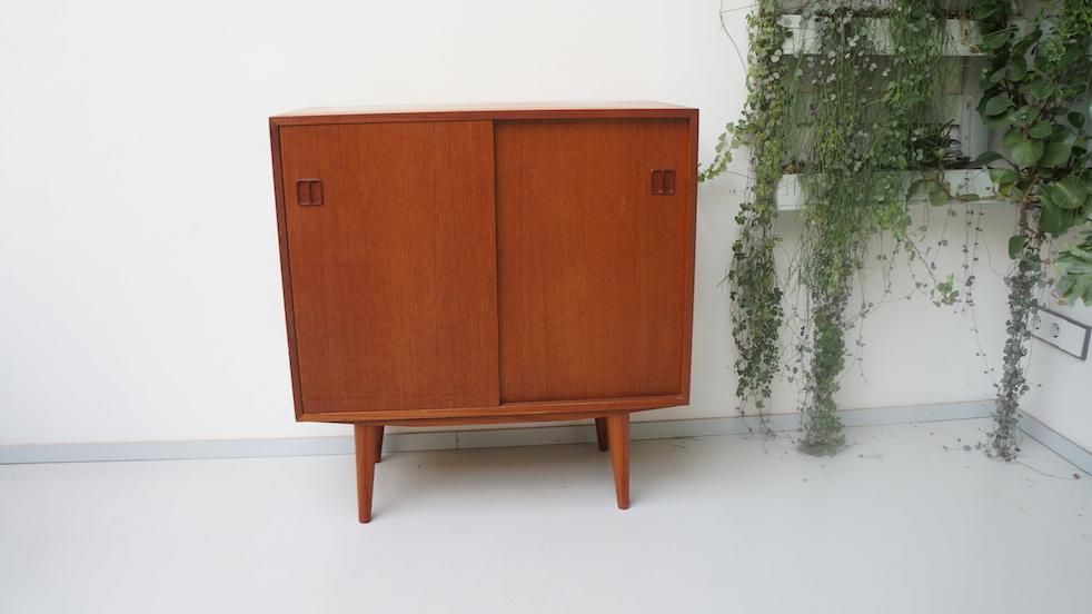 Deens teak dressoir