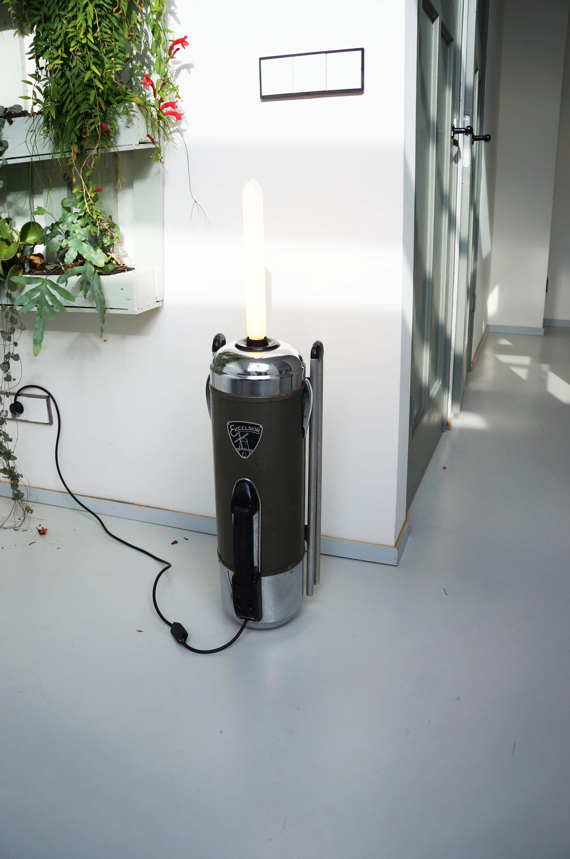 stofzuigerlamp
