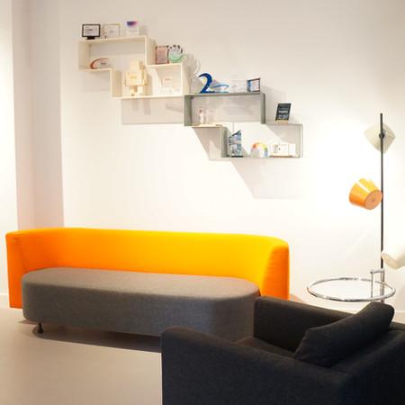 Loungeplek kantoor Rotterdam