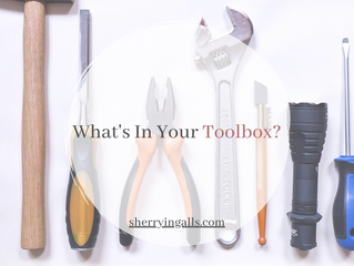 What's In Your Toolbox???