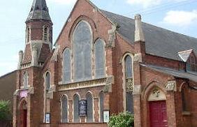 Milton Hall Baptist Church