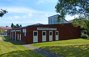 Kidderminster Baptist Church