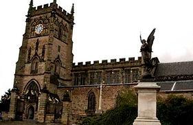 St Mary's & All Saints Church