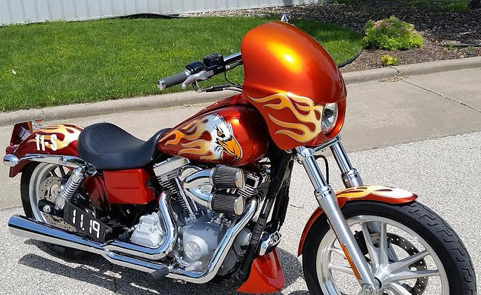 Fairing for Mid Glide Dyna