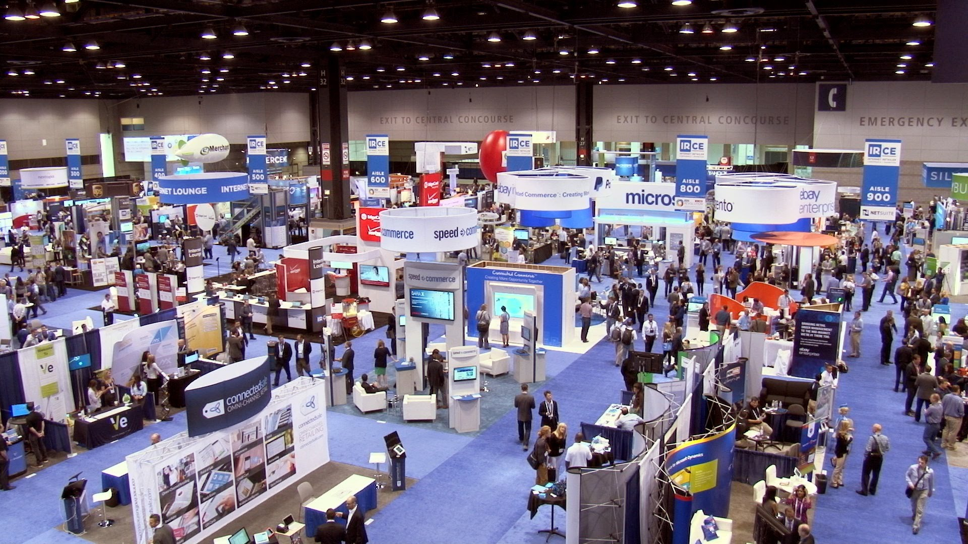 We address all of your Trade show needs
