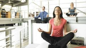 Off Premise Yoga Class