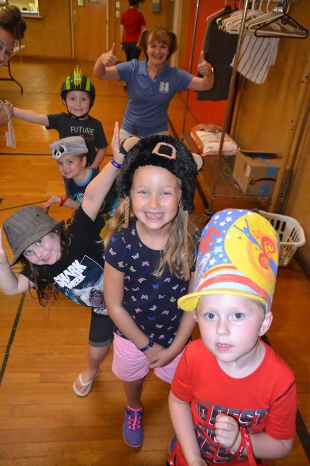 VBS 2017: Crazy Hat Night