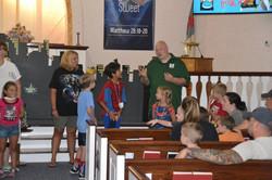 Pastor Don & the Kids