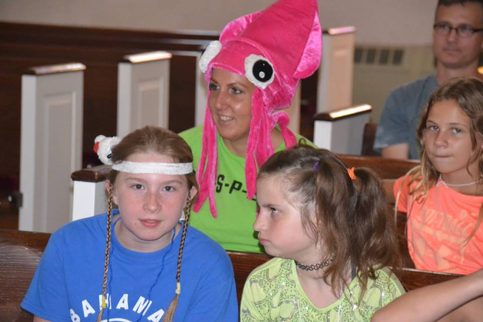 VBS 2017: Crazy Hat Night