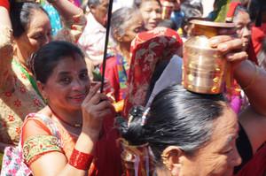 Annapurna circuit trail - itinerář cesty