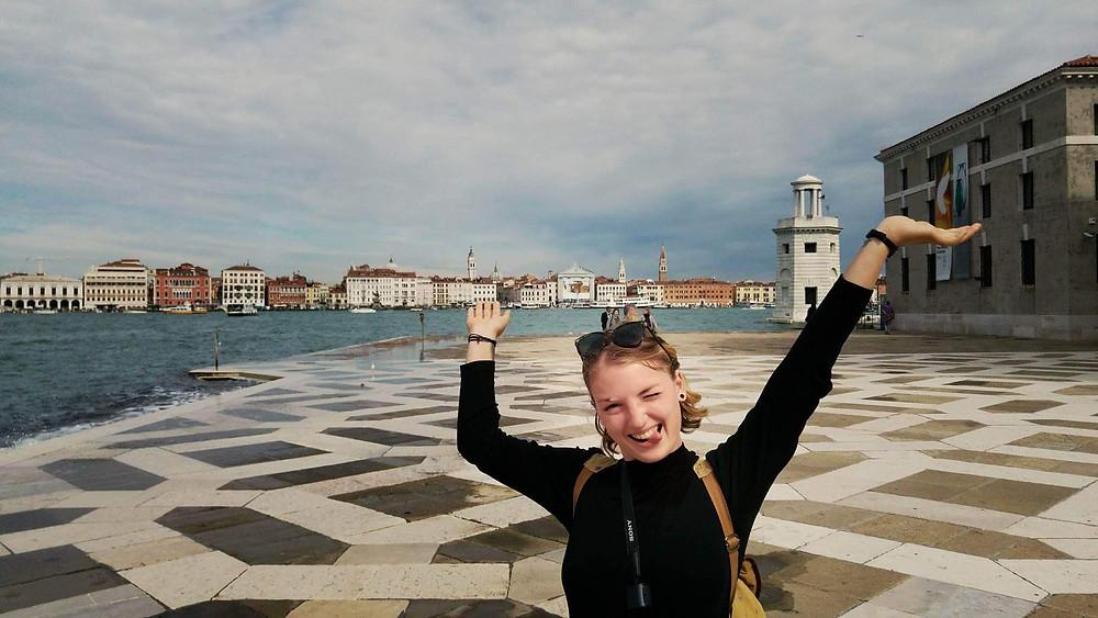 venezia benátky canal san marco