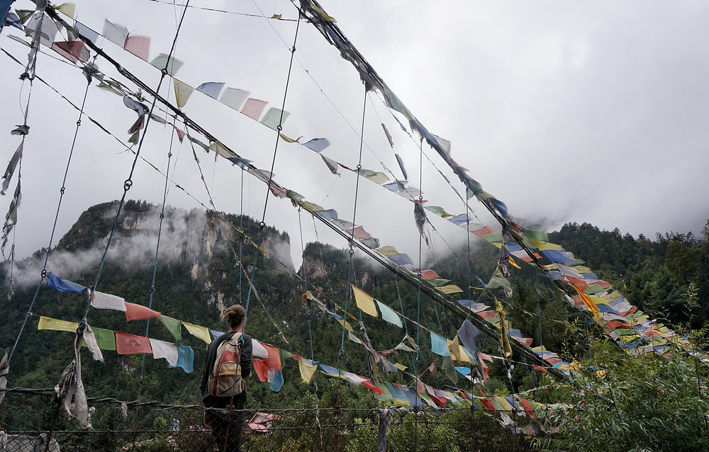 Chame annapurna trail