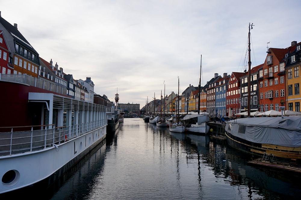 copenhagen dánsko kodaň