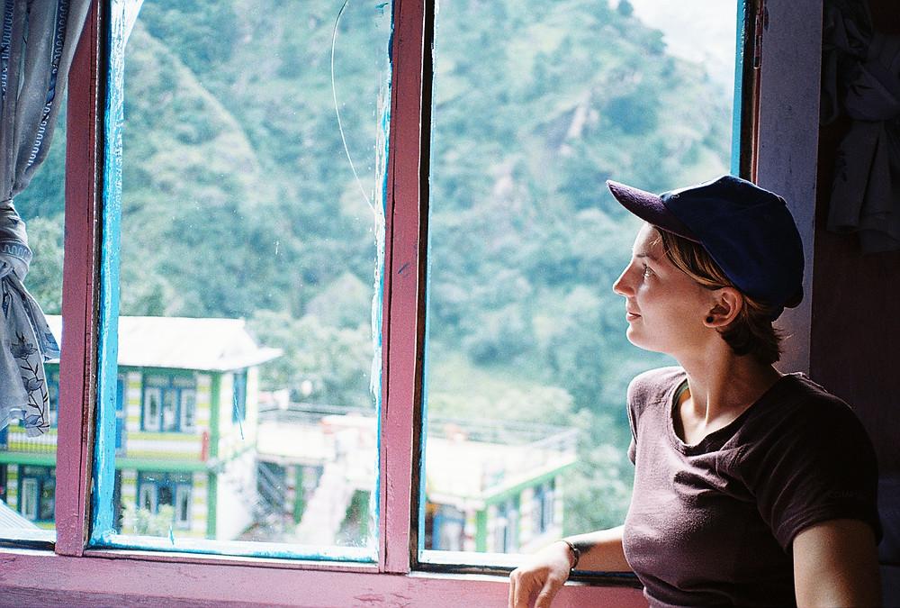 hotel mont blanc annapurna trail jagat