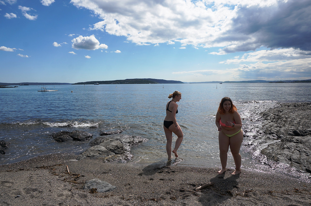 Oslo fjord Norway