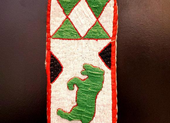 Beaded Yoruba Belt