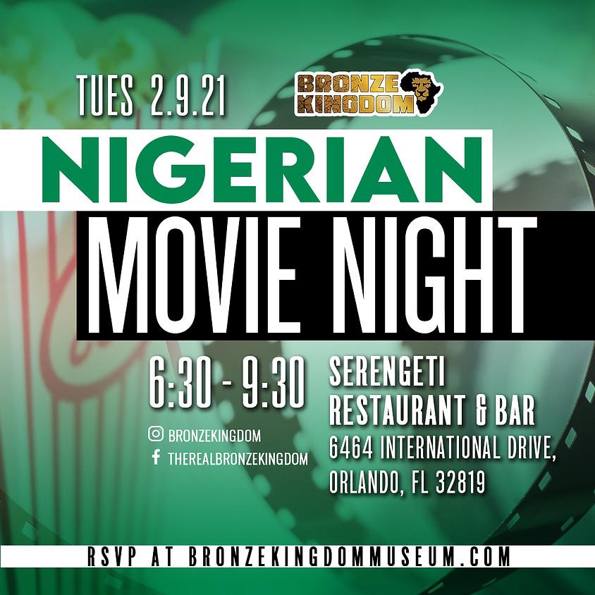 Nigerian Movie Night