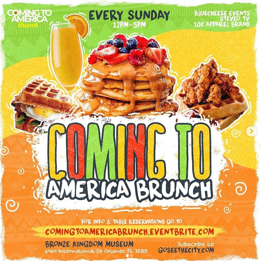 Coming To America: Sunday Brunch