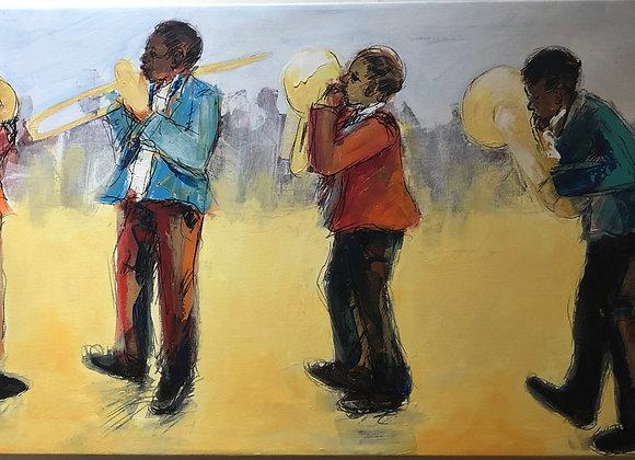 Jazz - Petras Mwenga