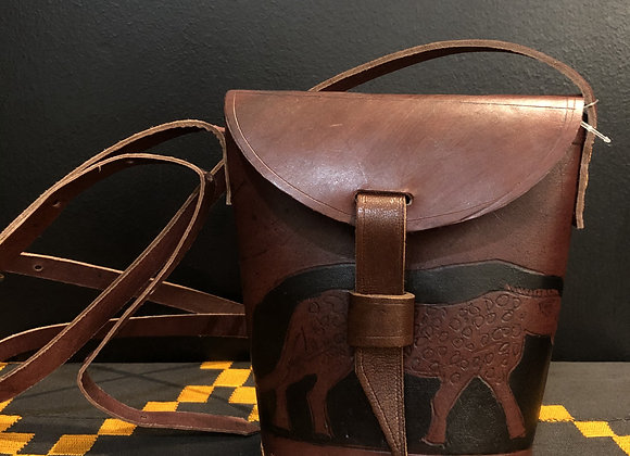 Leather Cross Shoulder Bag