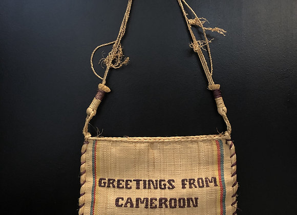 Cameroon Straw Bag