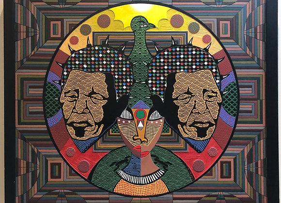 Madiba the Peacemaker - Roy Ndinisa