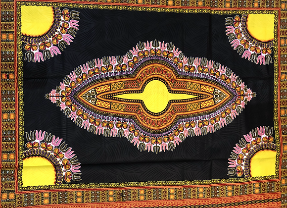 Dashiki Print Fabric