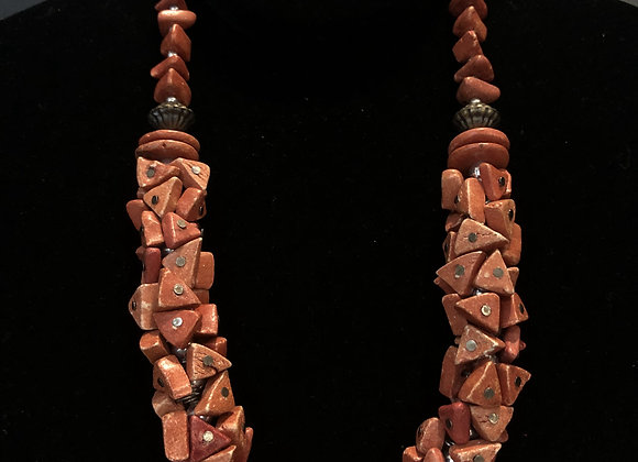Kaleidoscope Chunky Necklace