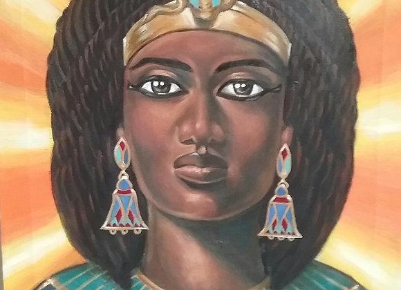 Queen Thutmose Nofretari
