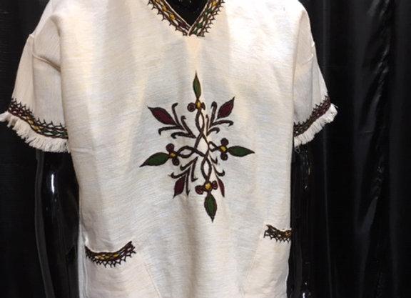 Cloth Embroidered Dashiki