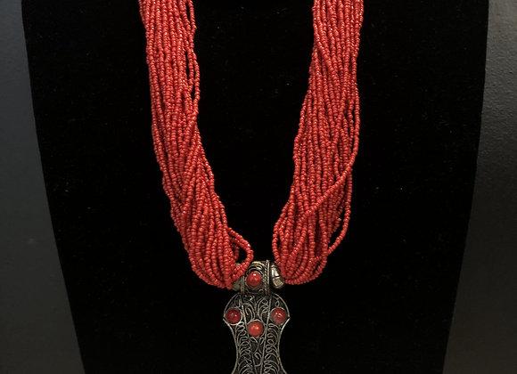 Dogon Arrowhead Necklace