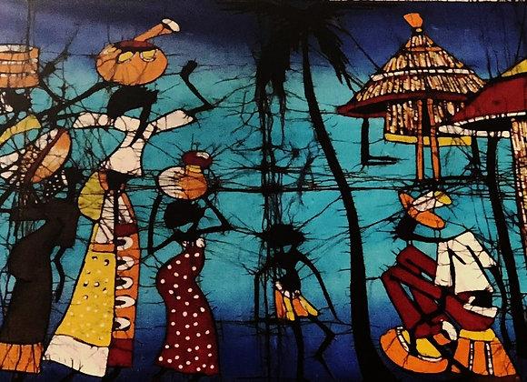 Blue Village Batik