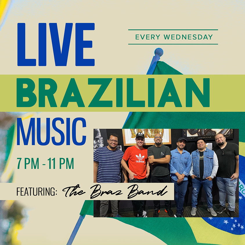 Live Brazilian Music