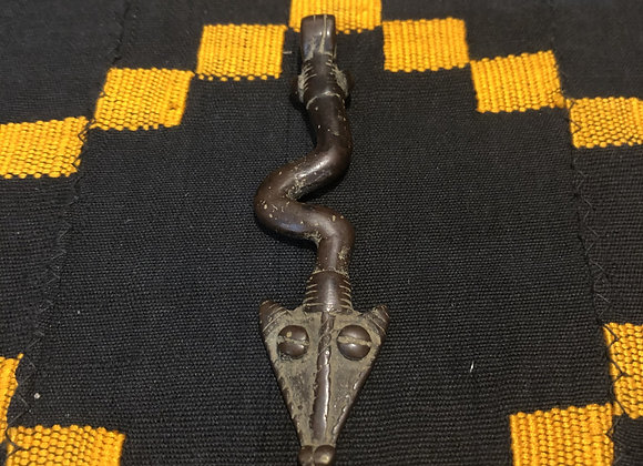 Antique Dogon Snake