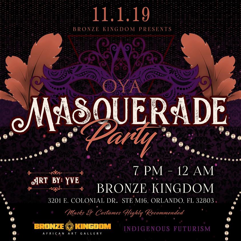 Oya Masquerade Party