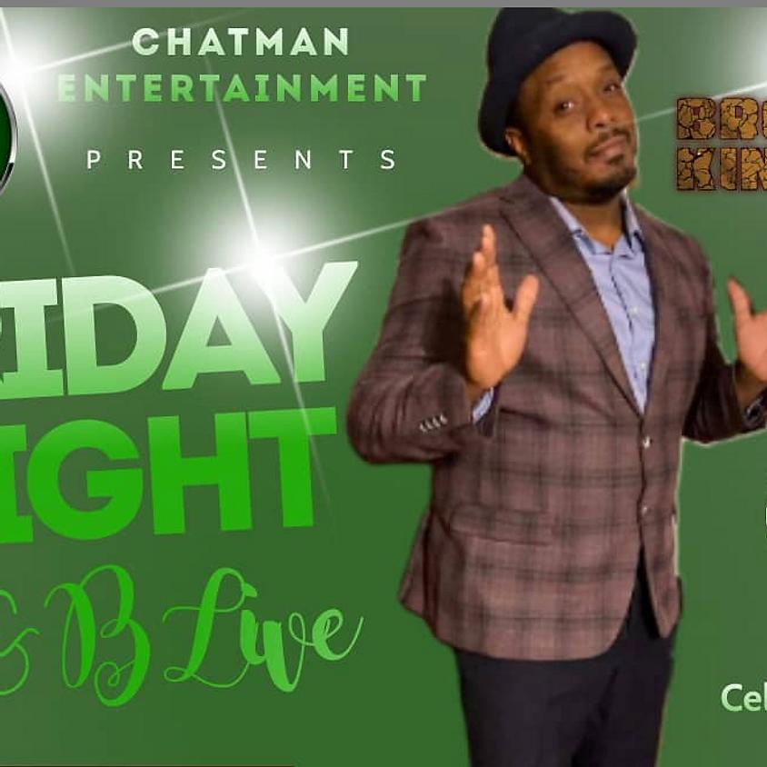 R&B Live Fridays