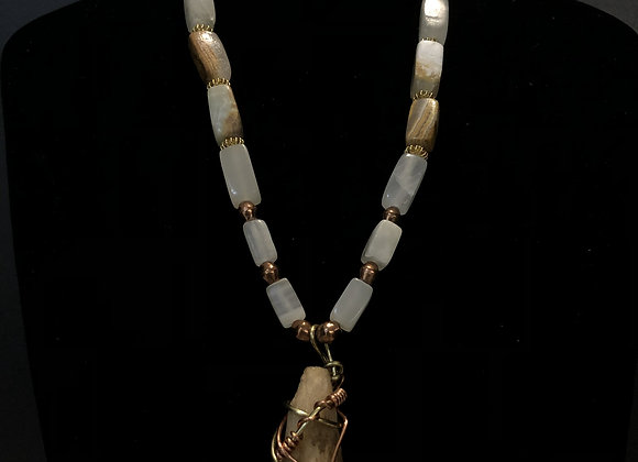 Lion Tooth Necklace