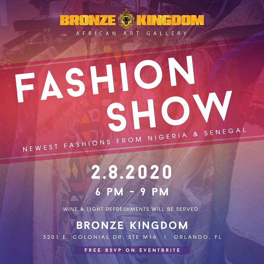 BK Fashion Show