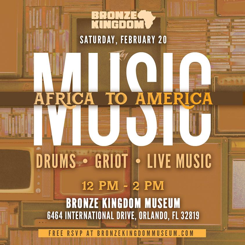 Music: Africa to America