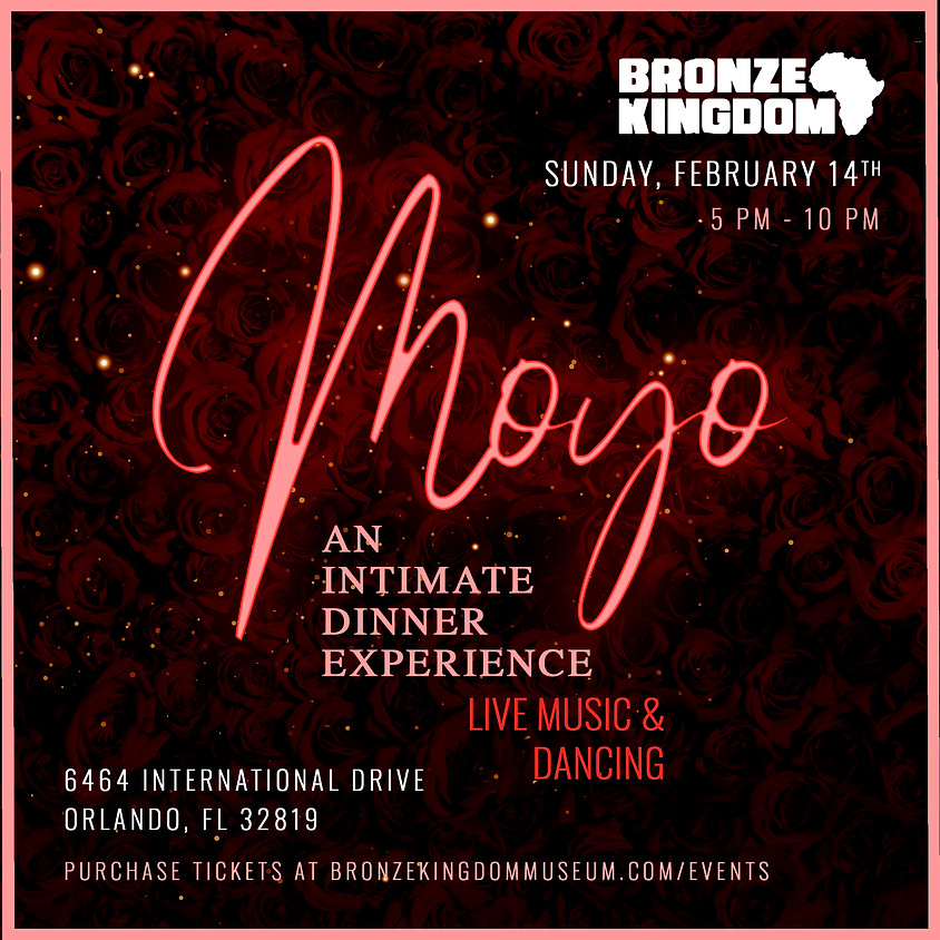 MOYO: An Intimate Dining Experience