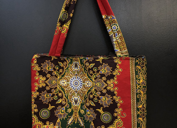 Fabric Handbag Medium