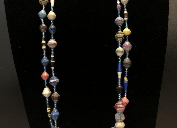 Long Bobble Necklace
