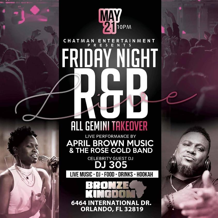 Friday Night R&B Live